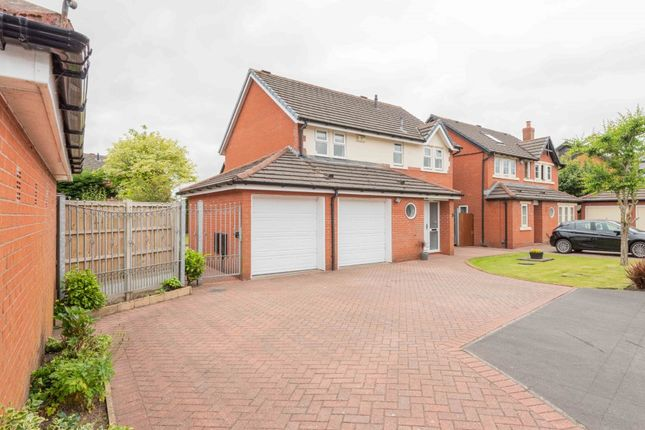 Thumbnail Detached house for sale in Copperfields, Chew Moor, Lostock
