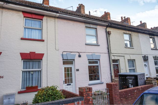 Thumbnail Terraced house for sale in Cheddon Road, Taunton