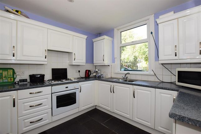 Thumbnail End terrace house for sale in Cavendish Road, Chingford, London