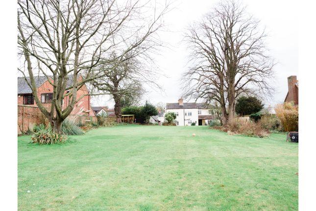 Rear Garden of Grimesgate, Diseworth, Derby DE74