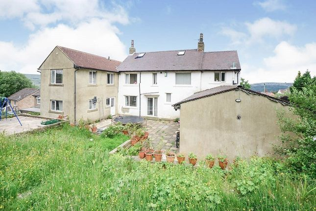 Thumbnail Detached house for sale in Springfield Road, Keighley