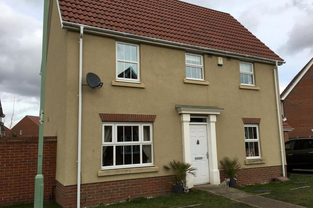 Thumbnail Detached house to rent in Topsfield, Great Cornard, Sudbury