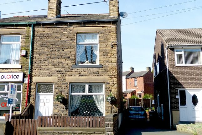 Thumbnail Semi-detached house for sale in Leeds Road, Birstall, Batley, West Yorkshire.