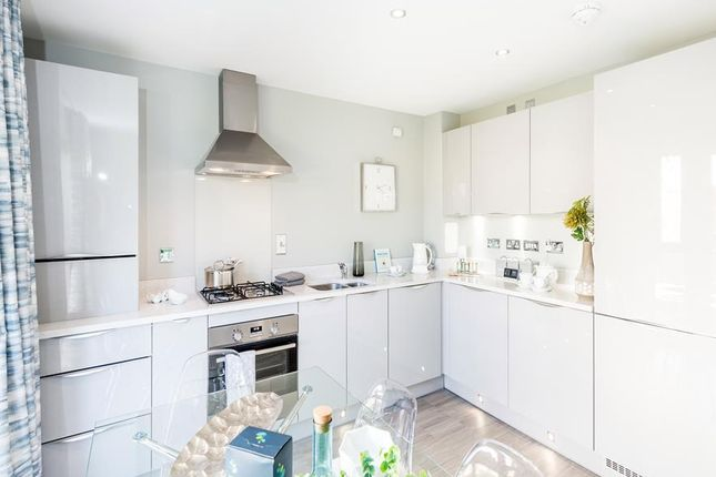 """Thumbnail Terraced house for sale in """"Coull"""" at Barochan Road, Houston, Johnstone"""