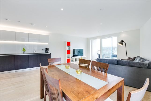 Dining Area of Pump House Crescent, Brentford, Middlesex TW8