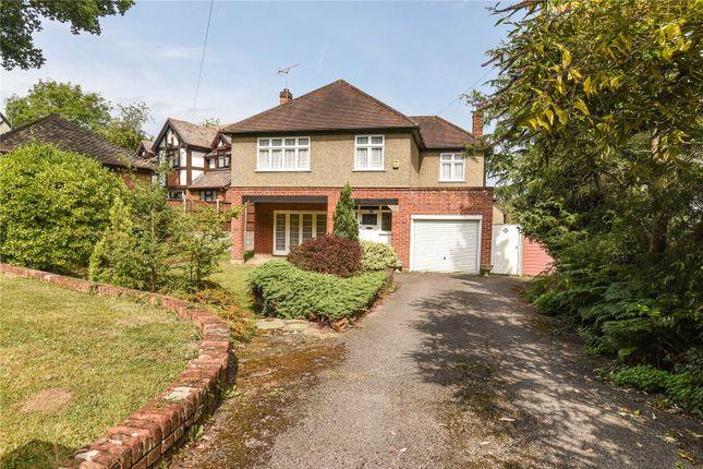 3 bed detached house for sale in Warren Road, Ickenham, Uxbridge, Middlesex