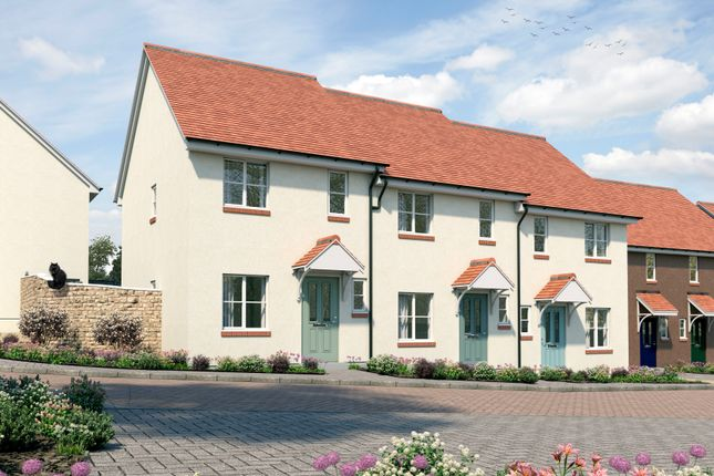 Thumbnail Semi-detached house to rent in Vedelers Close, Wincanton