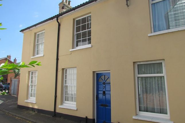 Thumbnail Semi-detached house to rent in Eastgate Street, Harwich