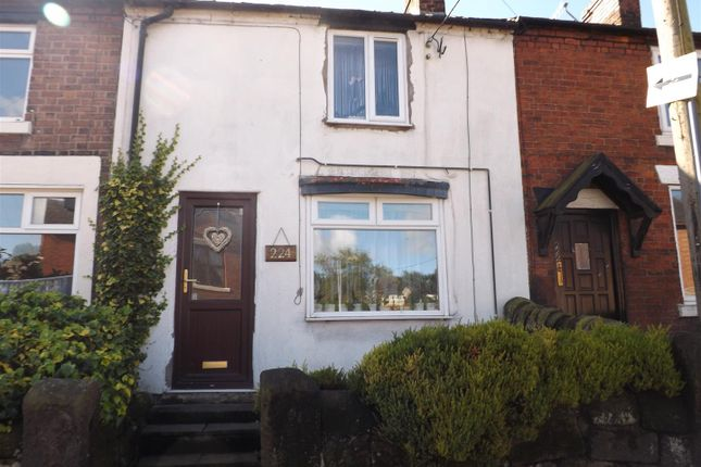 Thumbnail Cottage for sale in High Lane, Brown Edge, Stoke-On-Trent