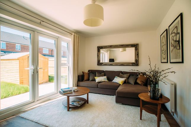 Living Room of Ermine Close, Worsley, Manchester M28