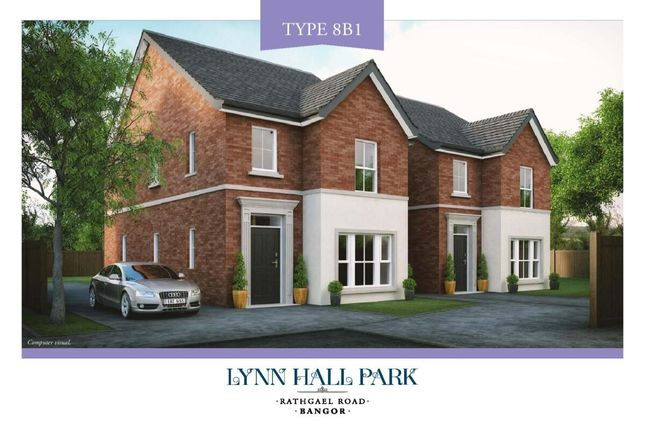 Thumbnail Detached house for sale in Lynn Hall Park, Rathgael Road, Bangor