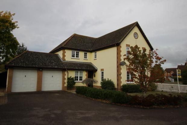Thumbnail Detached house to rent in Great Portway, Great Denham