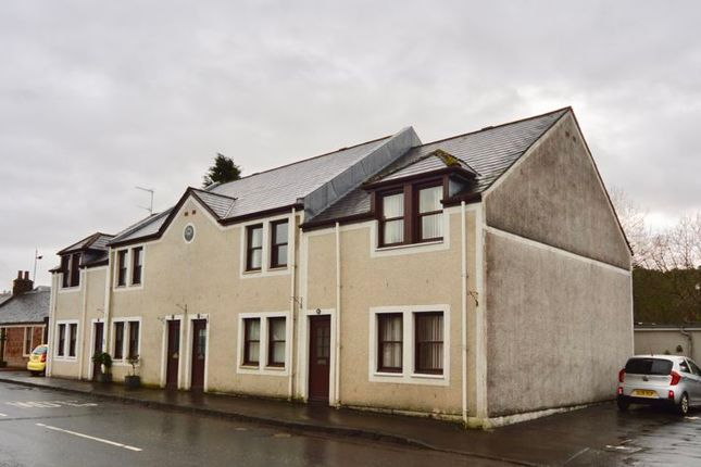 Thumbnail End terrace house for sale in Main Street, Sorn, Mauchline