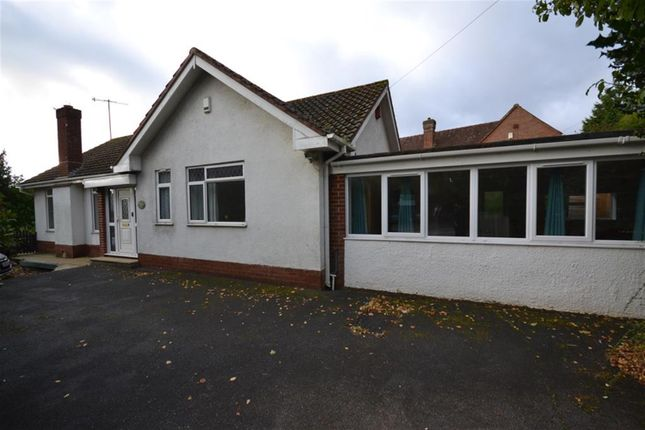 Thumbnail Bungalow for sale in Prince Of Wales Road, Exeter