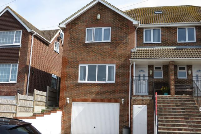Thumbnail Semi-detached house for sale in Beresford Road, Newhaven