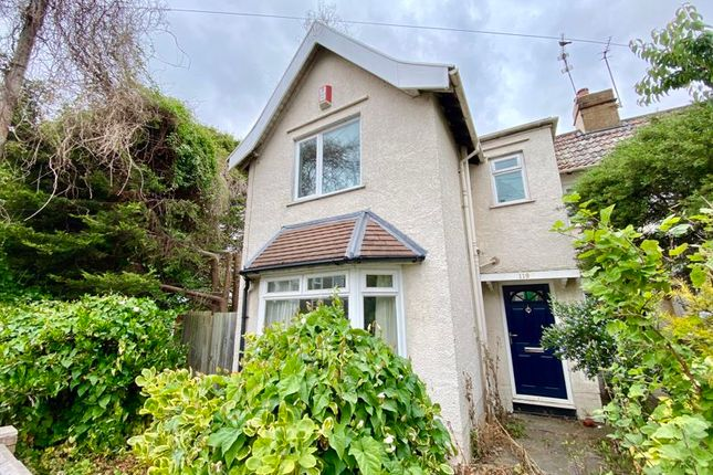 Thumbnail Semi-detached house for sale in Robertson Road, Greenbank, Bristol