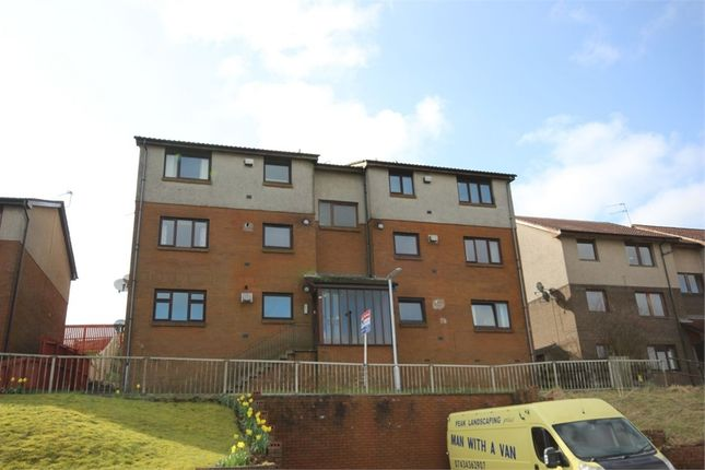 Thumbnail Flat for sale in Tulloch Court, Cowdenbeath, Fife