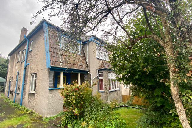 Thumbnail Semi-detached house for sale in Little Stoke Road, Stoke Bishop, Bristol
