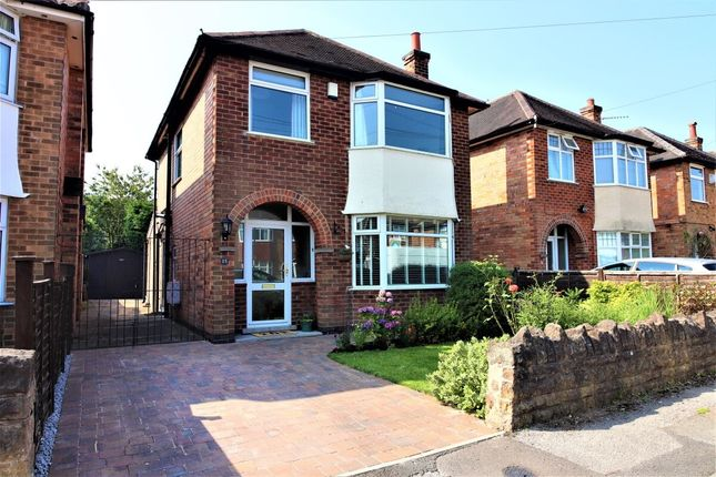 Thumbnail Detached house for sale in Heckington Drive, Wollaton, Nottingham