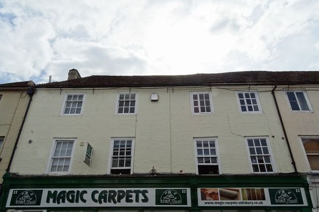 Thumbnail Flat for sale in Winchester Street, Salisbury