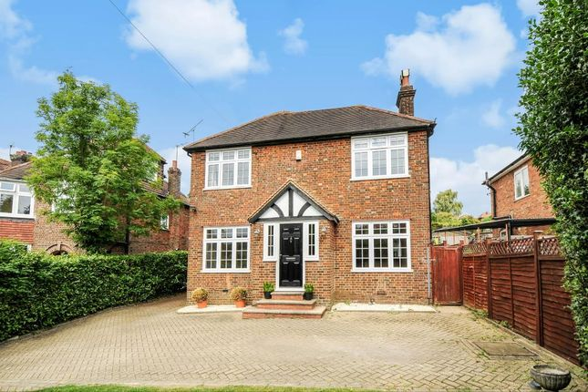Thumbnail Detached house to rent in Chequers Hill, Amersham