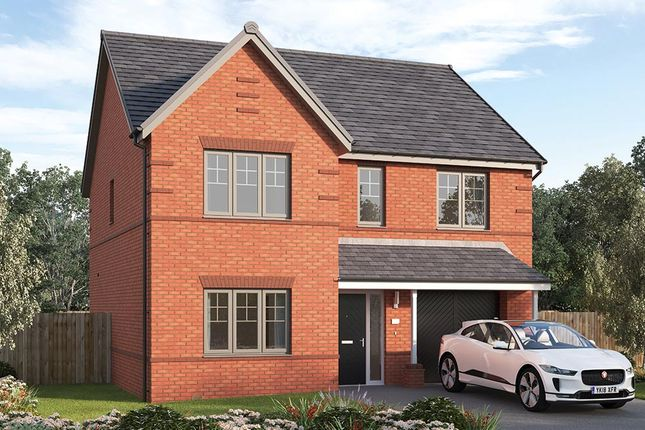 """Thumbnail Property for sale in """"The Sudbury """" at Tom Blower Close, Wollaton, Nottingham"""