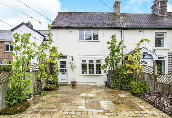 Thumbnail Cottage for sale in Ropers Lane, Upton, Poole