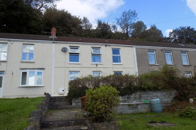 Thumbnail Terraced house for sale in Penshannel, Neath Abbey, Neath, Neath Port Talbot.