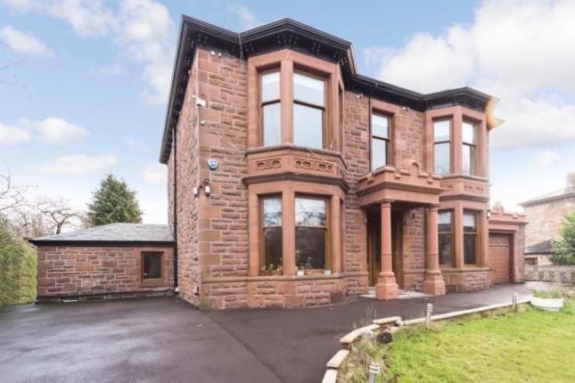 Thumbnail Detached house for sale in Torridon Avenue, Glasgow, Lanarkshire
