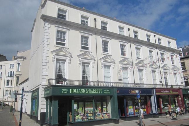 Exterior of Victoria House, Wellington Street, Teignmouth, Devon TQ14