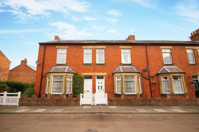 Thumbnail Semi-detached house to rent in Alexandra Road, Morpeth