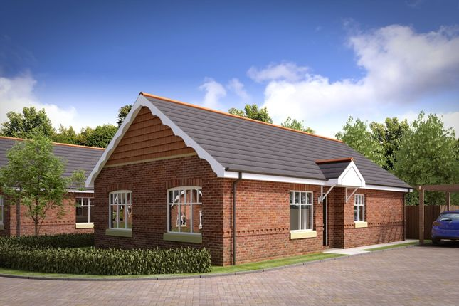 Thumbnail Bungalow for sale in Eureka Lodge Gardens, Swadlincote, Derbyshire
