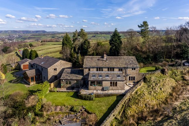 Thumbnail Detached house for sale in Mellor Lane, Holmfirth