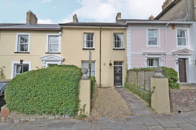 Thumbnail Terraced house to rent in Large Period House, Kensington Place, Newport