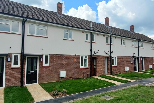 Thumbnail Terraced house for sale in Franks Close, Henlow, Bedfordshire