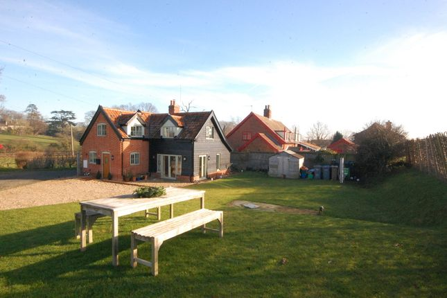 Thumbnail Detached house for sale in Shop Lane, Little Glemham, Woodbridge