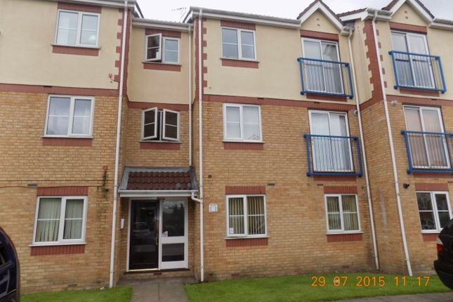 Thumbnail Flat to rent in Keer Court, Birmingham