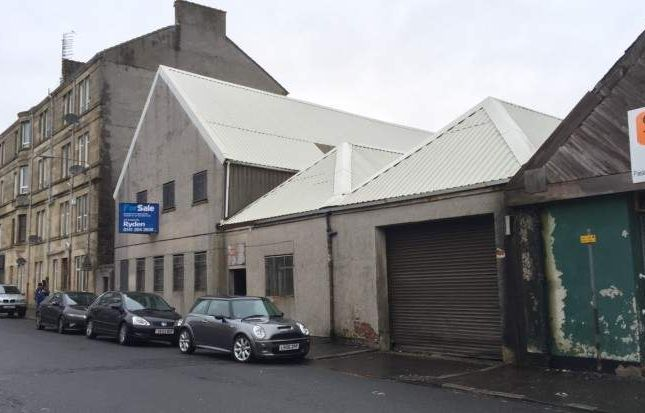 Thumbnail Land for sale in 5 Rowan Street, Paisley