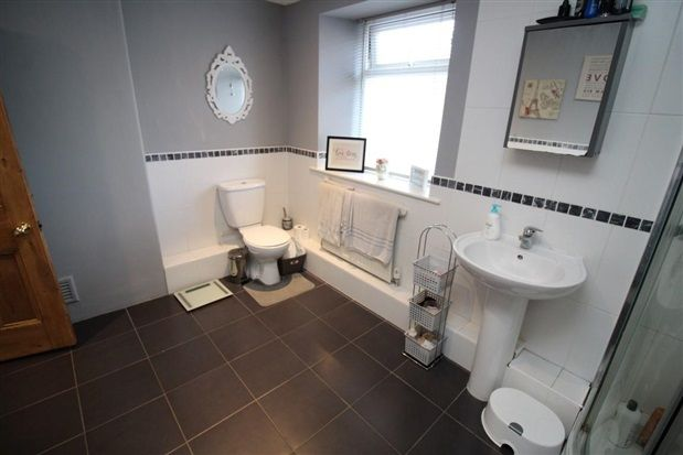 Bathroom Ff of Wellington Street, Dalton In Furness LA15
