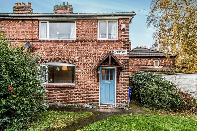 Thumbnail Semi-detached house for sale in Mossbray Avenue, Withington, Manchester