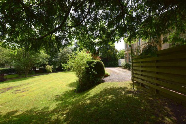 Garden of Abbotsford Road, Galashiels TD1