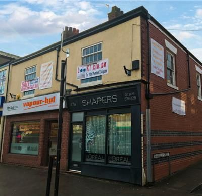 Thumbnail Commercial property for sale in 47A, Church Street, Runcorn