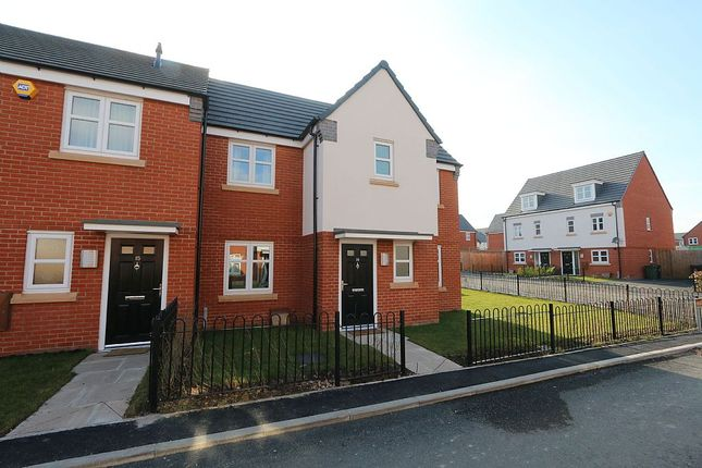 Thumbnail Semi-detached house for sale in Warbler Grove, Bloxwich, West Midlands