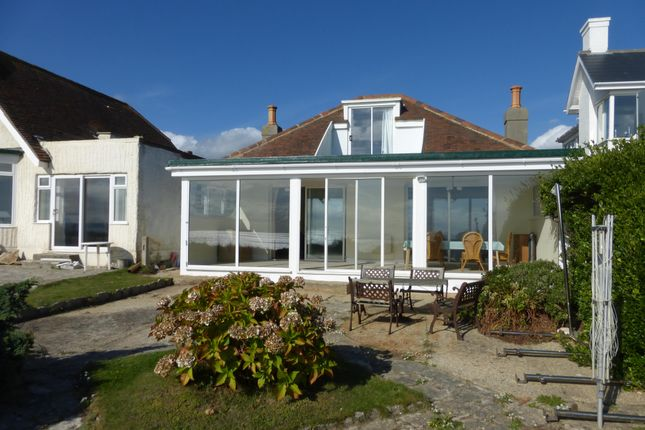 Thumbnail Bungalow to rent in Southbourne Overcliff Drive, Southbourne, Bournemouth