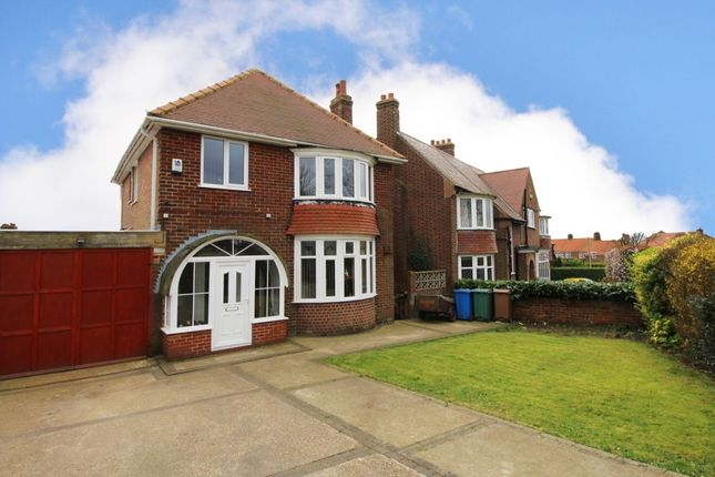 Thumbnail Detached house for sale in Sewerby Road, Bridlington
