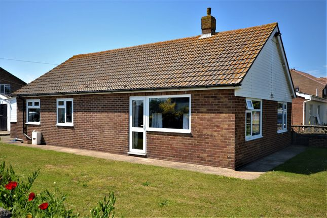 Thumbnail Detached bungalow for sale in Prior Road, Greatstone, New Romney, Kent