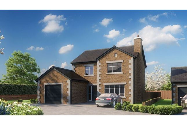 Thumbnail Detached house for sale in Plot 3 Aiken Meadow Scotforth Road, Lancaster