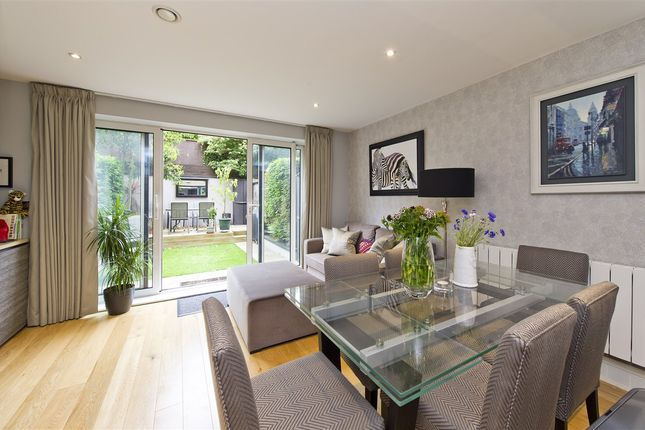 Thumbnail Town house for sale in Bromyard Avenue, London