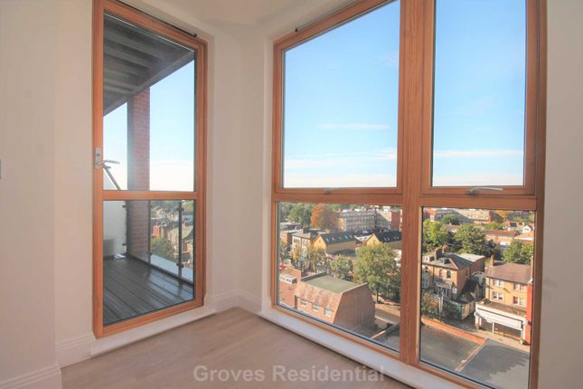 Thumbnail Flat to rent in Blagdon Road, New Malden