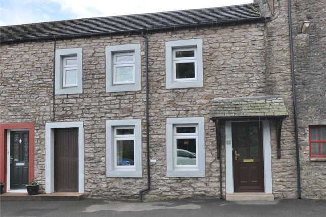 Thumbnail Terraced house for sale in 2 Redmayne Road, Kirkby Stephen, Cumbria